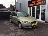 USED 2008 58 VOLVO V50 1.8 S 5d 124 BHP