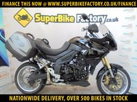 USED 2009 09 TRIUMPH TIGER 1050 GOOD & BAD CREDIT ACCEPTED, OVER 500+ BIKES