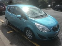 USED 2011 61 VAUXHALL MERIVA 1.7 EXCLUSIV CDTI 5d 128 BHP PRICE INCLUDES A 6 MONTH AA WARRANTY DEALER CARE EXTENDED GUARANTEE, 1 YEARS MOT AND A OIL & FILTERS SERVICE. 12 MONTHS FREE BREAKDOWN COVER