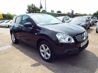 USED 2009 NISSAN QASHQAI 1.5 TEKNA DCI 5d 105 BHP ONE OWNER FROM NEW / SERVICE HISTORY