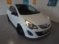 2014 VAUXHALL CORSA 1.2 LIMITED EDITION 3d 83 BHP £7695.00