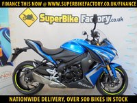 USED 2015 15 SUZUKI GSX-S1000 FAL6  GOOD & BAD CREDIT ACCEPTED, OVER 500+ BIKES