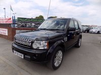 2009 LAND ROVER DISCOVERY 3.0 4 TDV6 HSE 5d AUTO 245 BHP £16995.00