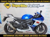 USED 2016 16 SUZUKI GSXR600 L6  GOOD & BAD CREDIT ACCEPTED, OVER 500+ BIKES