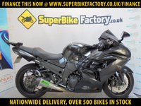 USED 2015 15 KAWASAKI ZZR1400 FFF ABS  GOOD & BAD CREDIT ACCEPTED, OVER 500+ BIKES