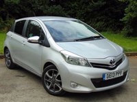 USED 2013 13 TOYOTA YARIS 1.3 VVT-I TREND 5d 98 BHP * 128 POINT AA INSPECTED *