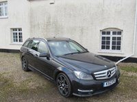 USED 2012 12 MERCEDES-BENZ C CLASS 2.1 C250 CDI BLUEEFFICIENCY AMG SPORT PLUS 5d AUTO 202 BHP