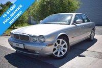 2004 JAGUAR XJ 4.2 V8 SE 4d 292 BHP £3990.00