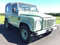 USED 2015 65 LAND ROVER DEFENDER 2.2 TD HERITAGE STATION WAGON 3d 122 BHP 1of 400 made