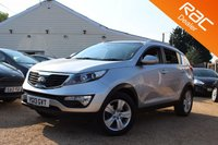 USED 2013 13 KIA SPORTAGE 2.0 CRDI KX-2 5d 134 BHP bluetooth, cruise control, & more
