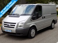 USED 2011 61 FORD TRANSIT 2.2 FWD 280 SWB LOW ROOF 85BHP