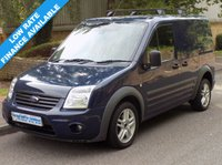 2011 FORD TRANSIT CONNECT TREND 1.8 T200 SWB LOW ROOF 90 BHP £4995.00