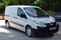 USED 2014 64 CITROEN DISPATCH 1.6 1000 L1H1 HDI 4d 89 BHP