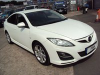 USED 2011 11 MAZDA MAZDA 6 2.2 TAKUYA D 5d 163 BHP 18 INCH ALLOYS+HALF LEATHER+