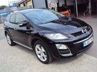 USED 2010 60 MAZDA CX-7 2.2 D SPORT TECH 5d 173BHP FSH 6STAMPS+SATNAV+CAMERA+CDC+ELECS