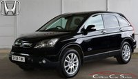 2008 HONDA CR-V 2.0 i-VTEC EX 5 DOOR 6-SPEED 148 BHP £7990.00