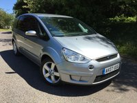 2007 FORD S-MAX 2.0 TITANIUM TDCI 5d 143 BHP PLEASE CALL TO VIEW £5450.00