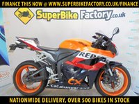 USED 2012 62 HONDA CBR600RR RR-A  GOOD & BAD CREDIT ACCEPTED, OVER 500+ BIKES