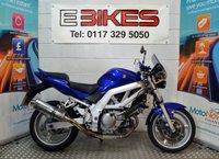 2006 06 SUZUKI SV 650 N 600 650 CC SPORTS £1995.00