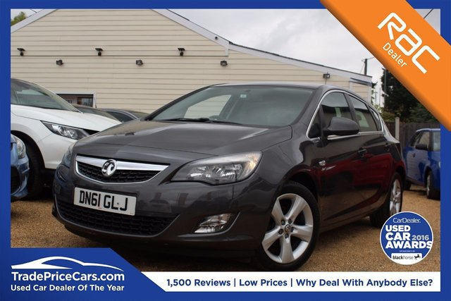 View our 2011 61 VAUXHALL ASTRA 1.6 SRI 5d 113 BHP