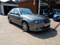 2005 MG ZS