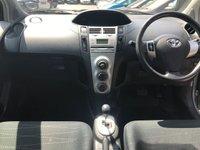 USED 2007 07 TOYOTA YARIS 1.3 L ZINC MM 3d AUTO 86 BHP