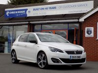 USED 2015 15 PEUGEOT 308 2.0 HDi BLUE GT LINE 5dr 150 BHP *ONLY 9.9% APR with FREE Servicing*