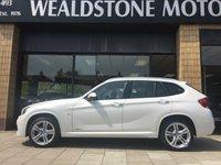 2014 BMW X1 2.0 SDRIVE18D M SPORT 5d AUTO 141 BHP £15695.00