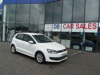 USED 2010 10 VOLKSWAGEN POLO 1.4 SE 5d 85 BHP FREE 12 MONTHS RAC WARRANTY AND FREE 12 MONTHS RAC BREAKDOWN COVER