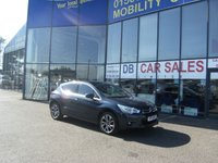 USED 2011 61 CITROEN DS4 1.6 E-HDI DSTYLE AIRDREAM 5d AUTO 110 BHP £0 DEPOSIT, LOW RATE FINANCE ANYONE, DRIVE AWAY TODAY!!