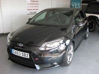 2013 FORD FOCUS 2.0 ST-3 5d 247 BHP £12895.00