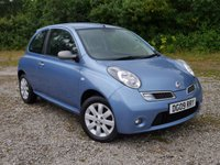 USED 2009 09 NISSAN MICRA 1.5 25 DCI 3d 85 BHP