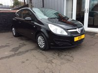 USED 2009 09 VAUXHALL CORSA 1.2 LIFE A/C 3d 80 BHP