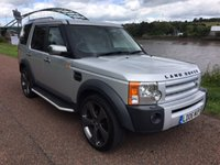 USED 2006 06 LAND ROVER DISCOVERY 2.7 3 TDV6 SE 5d 188 BHP ** UNWANTED PART EXCHANGE **