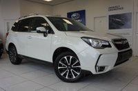USED 2017 17 SUBARU FORESTER 2.0 I XT 5d AUTO 237 BHP 1 Owner - Full Black Leather