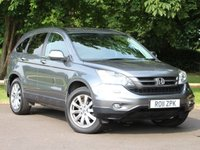 USED 2011 11 HONDA CR-V 2.2 I-DTEC ES 5dr Auto £207 PCM With £1079 Deposit