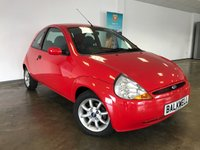 USED 2007 07 FORD KA 1.3 ZETEC CLIMATE CLOTH 3d 69 BHP