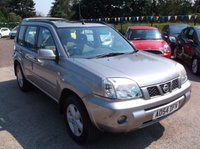 USED 2004 54 NISSAN X-TRAIL 2.2 SPORT DCI 5d 135 BHP ***Excellent economy - reliable family car  -  Service history  - Long MOT***