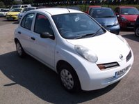 USED 2003 53 NISSAN MICRA 1.2 S 5d 80 BHP ***Excellent economy - reliable 1st car  - Full Service history  - Long MOT***