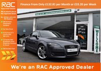 USED 2006 56 AUDI TT 2.0 TFSI 3dr FINANCE FROM ONLY £132.81pm