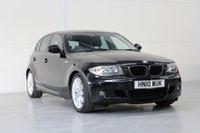 2010 BMW 1 SERIES 2.0 118I M SPORT 5dr 141 BHP £7580.00