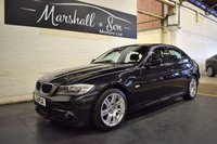 USED 2010 09 BMW 3 SERIES 2.0 318D M SPORT 4d 141 BHP