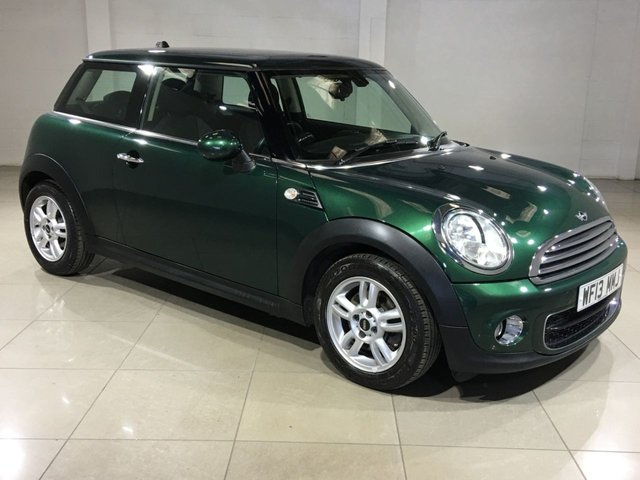 View our 2013 13 MINI HATCH ONE 1.6 ONE D 3d 90 BHP