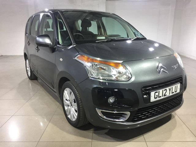 View our 2012 12 CITROEN C3 PICASSO 1.6 PICASSO VTR PLUS EGS 5d AUTO 118 BHP