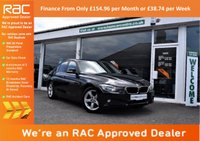 USED 2013 13 BMW 3 SERIES 2.0 318d SE 4dr (start/stop) £30 ROAD TAX+AIR-CON+AUTOMATIC