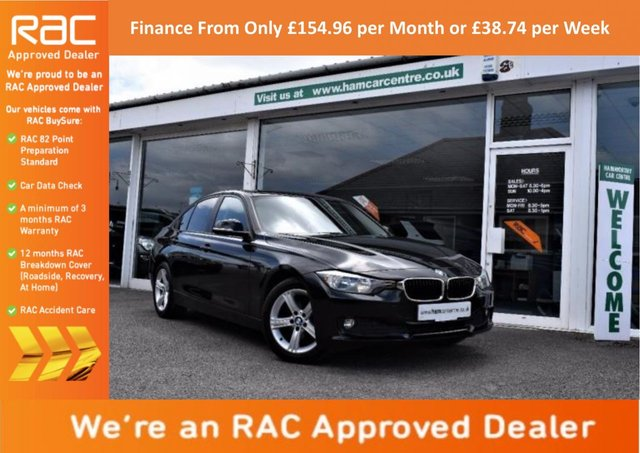 2013 13 BMW 3 SERIES 2.0 318d SE 4dr (start/stop)
