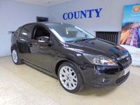 USED 2010 10 FORD FOCUS 1.6 ZETEC 5d 100 BHP * TWO OWNERS * P.S.H *