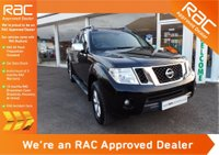 USED 2013 63 NISSAN NAVARA 2.5 dCi Tekna Double Cab Pickup 4dr (EU5) FINANCE FROM ONLY £178.87pm