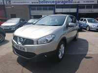 USED 2012 NISSAN QASHQAI 1.5 ACENTA DCI 5d 110 BHP GREAT LOOKING CROSSOVER