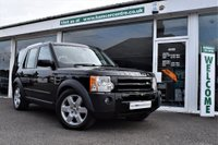 USED 2007 57 LAND ROVER DISCOVERY 3 2.7 TD V6 HSE 5dr 7 SEATS+SAT-NAV+PHONE+S/ROOFS
